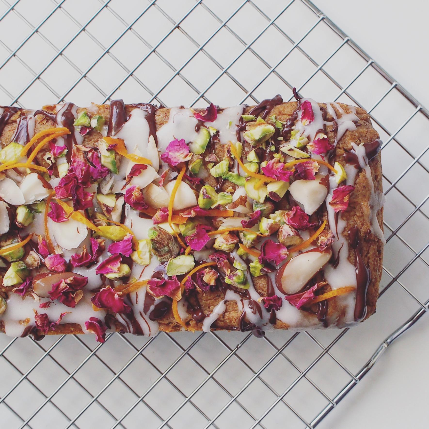 Orange And Cinnamon Sweet PotatoBuckwheat Cake A Brit In Helsinki - Brit cuisine